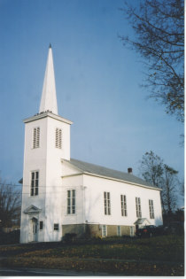 Adams Center S.D.B. Church